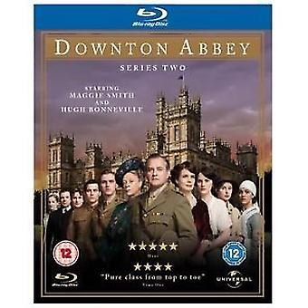 Downton Abbey sæson 2 (Blu-ray) (orkanen)