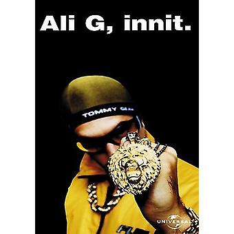 Ali G, How Secure Is Your Password (DVD)