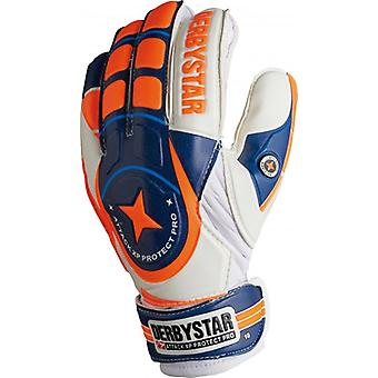 DERBY STAR ATTACK XP PROTECT Pro - goalkeeper glove