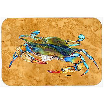 Carolines Schätze 8655-CMT Krabbe Küche oder Bad Mat 20 x 30-8655