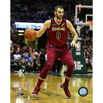 Kevin Love 2017-18 Action Photo Print