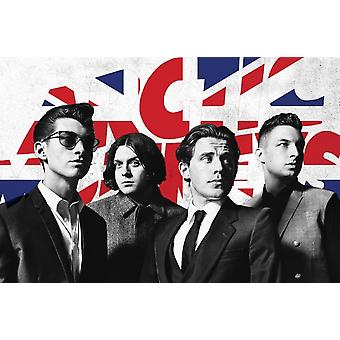 Arctic Monkeys Suits Poster Poster Print