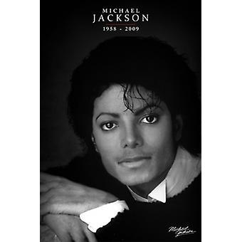 Michael Jackson 1958 -2009 Poster Print (24 x 36)