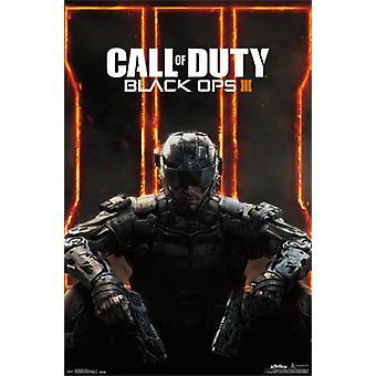 Black Ops 3 - Key Art Poster Poster Print