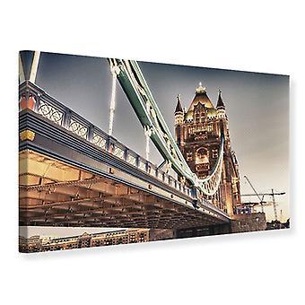 Canvas Print XXL Tower Bridge
