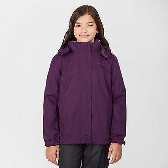 Peter Storm Girl's Beat The Storm 3-in-1 Jacket Purple