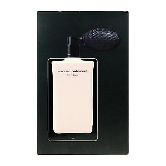 Narciso Rodriguez For Her Limited Edition Eau De Parfum Spray 2.5Oz/75ml In Box