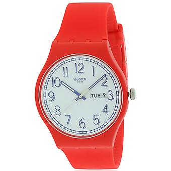 Staal RED ME UP Mens Watch SUOR707