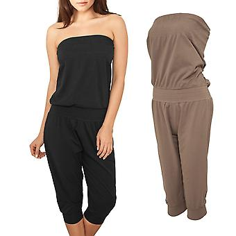 Urban classics ladies - TUBE CAPRI jumpsuit summer