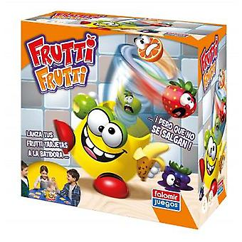 Falomir FRUTTI-FRUTTI (Babies and Children , Toys , Boardgames , Skills)