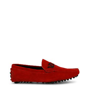 Versace Jeans Men Moccasins Red