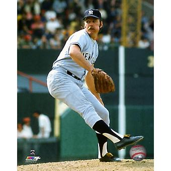 Sparky Lyle 1975 Action Photo Print