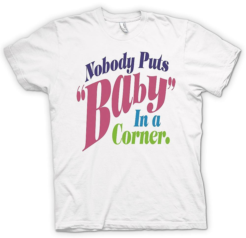 Womens T-shirt - Dirty Dancing - Bambino In Corner - Divertente