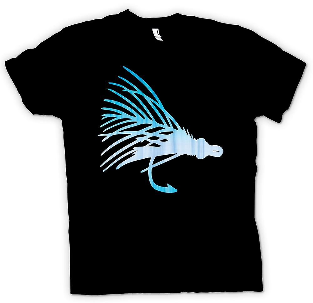 Mens t-shirt - Fly Fishing Lure - divertente