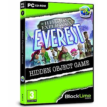 Hidden Expedition Everest (PC CD) - Factory Sealed