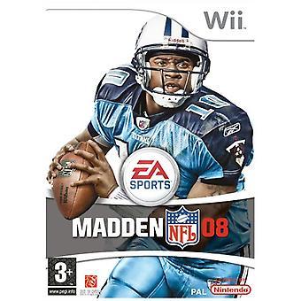 Madden Sie NFL 08 (Wii)