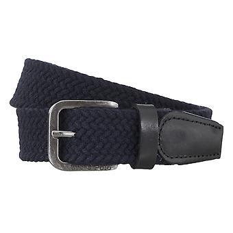 Marc O ´ Polo belts men's belts stretch belt Blau 4938