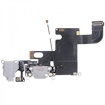 Apple iPhone 6 dock connector antenna audio jack Flex cable grey