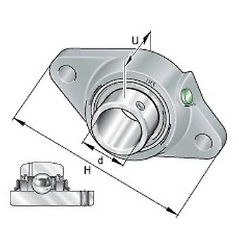 INA RCJTY25-XL-N Flanged Housing Unit