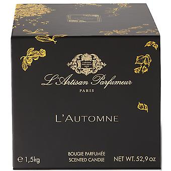 L'Artisan Parfumeur  L'Automne Scented Candle 52.9oz/1.5kg New In Box