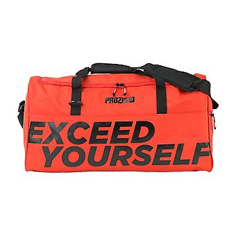 PROZIS - exceed yourself red-black sports bag-