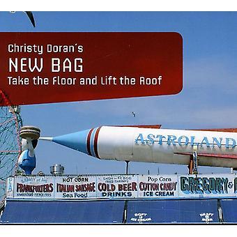 Christy Doran & New Bag - tage ordet & Lift [CD] USA importen