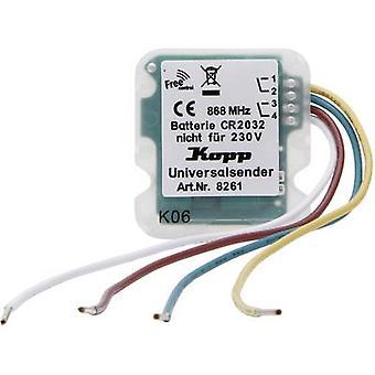 Kopp Free Control 2-channel Wireless transmitter unit