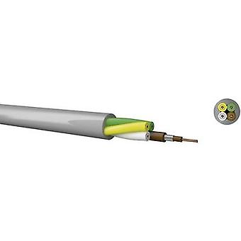 Kabeltronik LiY Control cable 3 x 0.25 mm² Grey 140302500 Sold by the metre