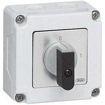 BACO NB03AHQ aislador del interruptor 16 A 1 x 90 ° gris, negro 1 PC