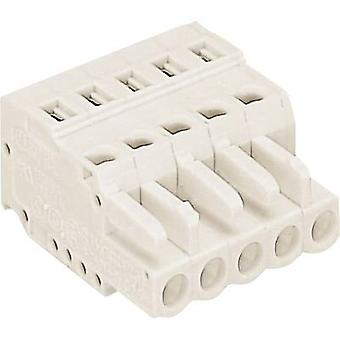 WAGO Socket enclosure - cable 721 Total number of pins 3 Contact spacing: 5 mm 721-103/026-000 1 pc(s)