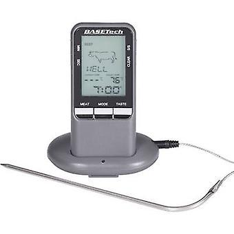 Probe thermometer Basetech BK-BBQ Wireless transmission