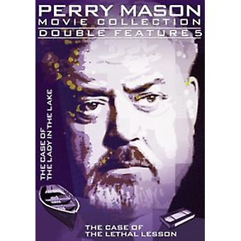 Perry Mason: Fall von der Dame im See/Case [DVD] USA importieren