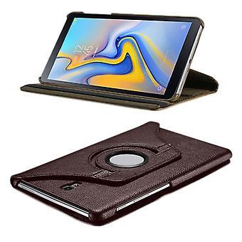 Para Samsung Galaxy tab A-10.5 T590 T595 Braun 360 grados funda funda nueva