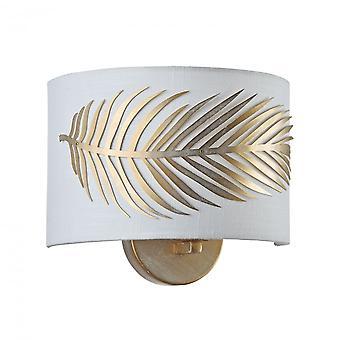 Maytoni oświetlenie kinkiety Farn House, złoto