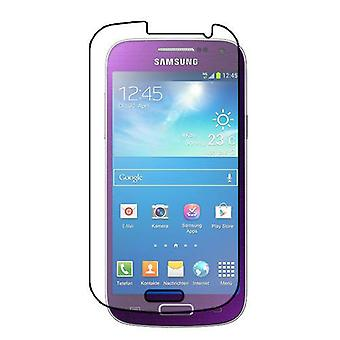 Tempered glass screen protectors Samsung Galaxy S4 Mini transparent