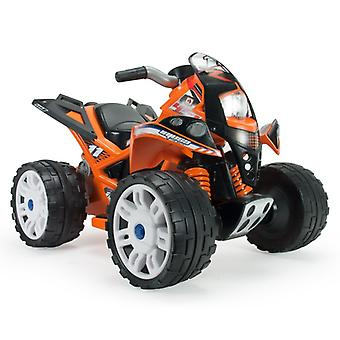 Injusa The Beast 6V Kids Quad Bike Orange