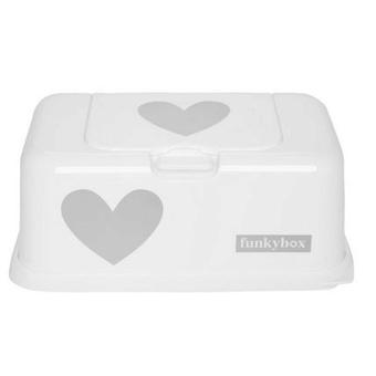 Funkybox box dispensing of wipes (infancy, diapers and changers, towels)