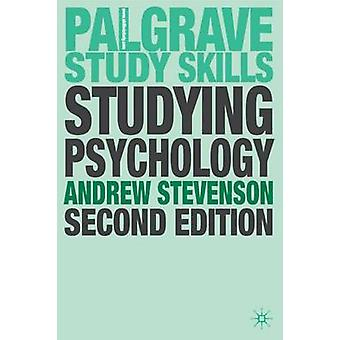 Studying Psychology (2nd Revised edition) by Andrew Stevenson - 97802