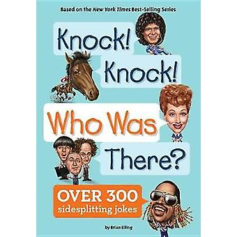Bata! Bata! Quem estava lá? por Brian Elling - livro 9780515159325