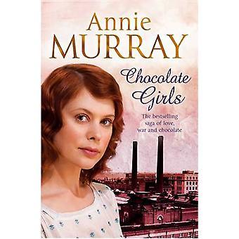 الشوكولاته فتيات (طبعة جديدة) باني موراي-كتاب 9781447206460