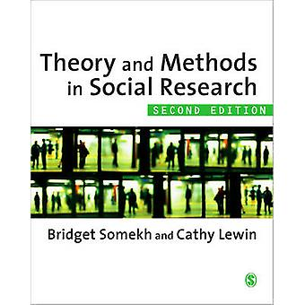 Theory and Methods in Social Research (2nd Revised edition) by Cathy