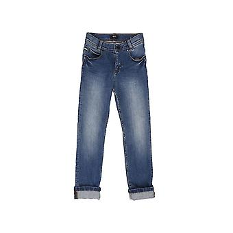 Boss Hugo Boss Boys Light Wash Slim Fit Jean