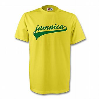 Jamaica Signature Tee (yellow)