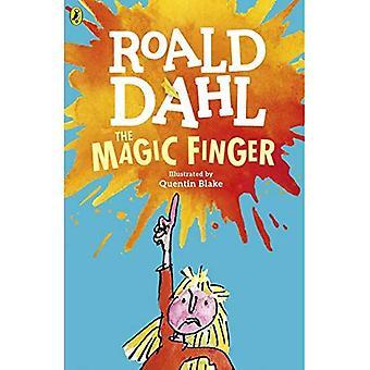 O dedo mágico (Dahl ficção)