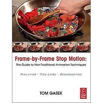 Bildruta-för-bildruta Stop Motion: Guide till icke-traditionella animationstekniker