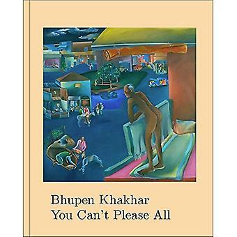 Bhupen Khakhar: Man können nicht allen gefallen