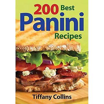 200 meilleures recettes de Panini
