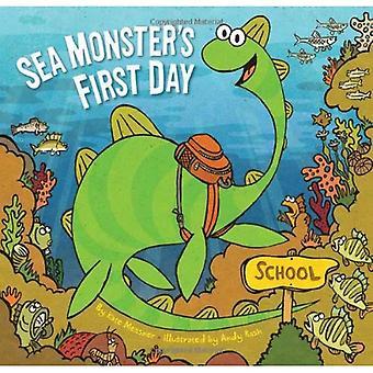 Primer día de SeaMonster