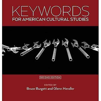 Nøkkelord for amerikanske kulturelle studier, Second Edition