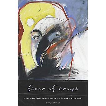 Favor of Crows (Wesleyan Poetry)
